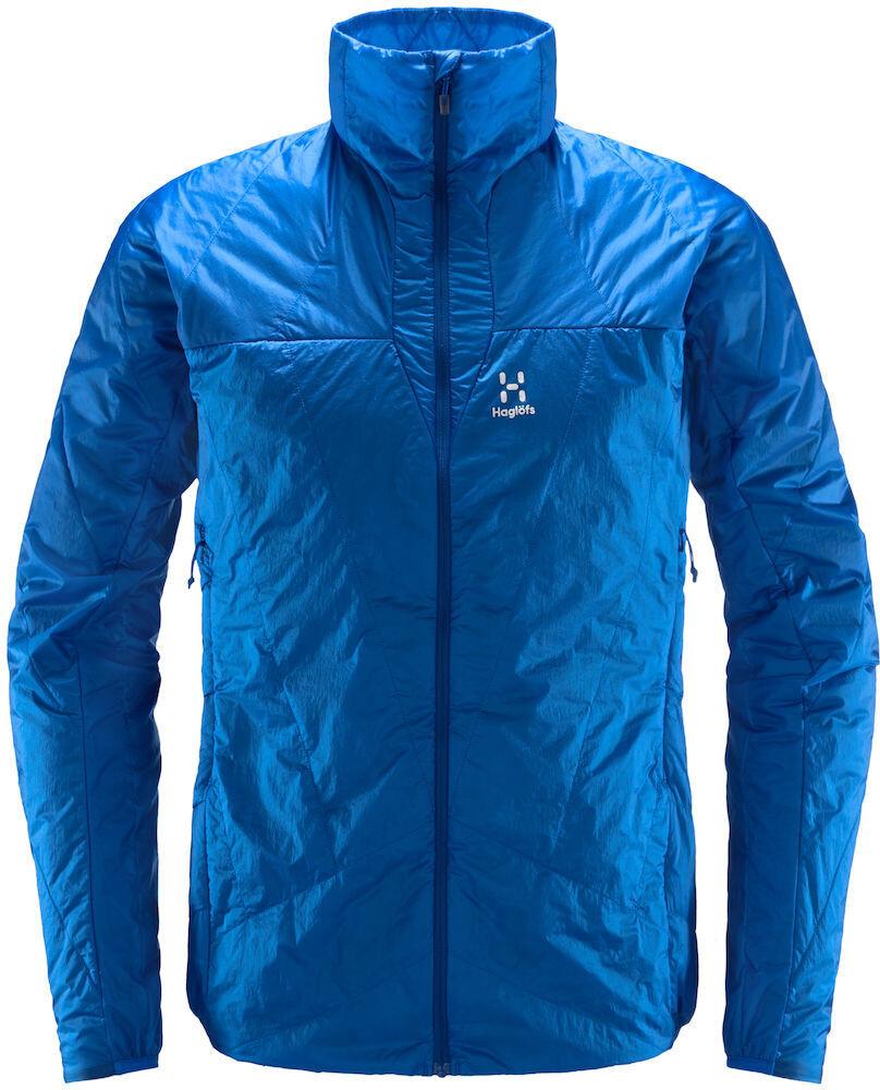Haglöfs L.I.M Barrier Jacket Men Storm Blue   Fjellsport.no
